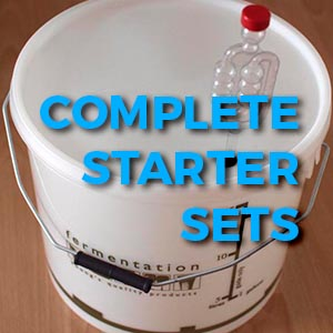 home Brewing Starter Sets
