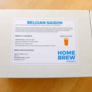 Saison Beer Kit