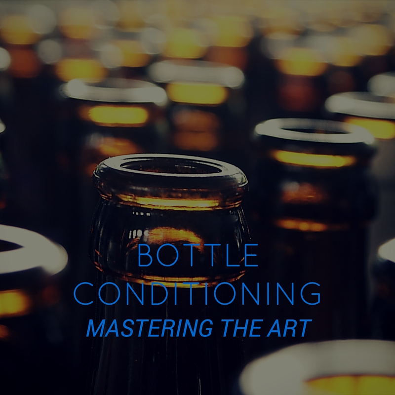 BOTTLE CONDITIONING