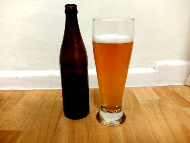 Oatmeal Pale Ale