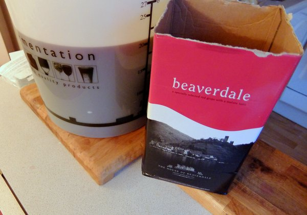 Beaverdale Wine Kit