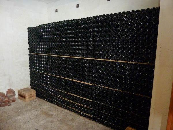lambic bottles