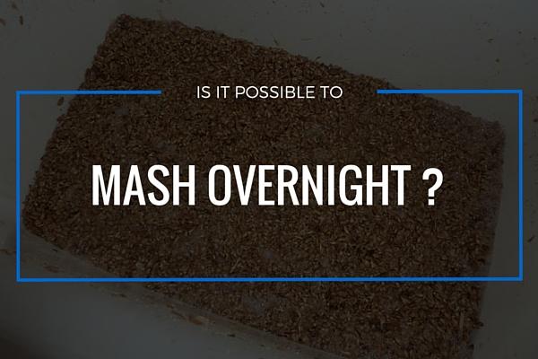 Mash Overnight