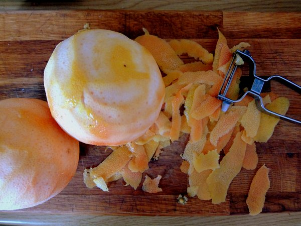 Grapefruit Zest