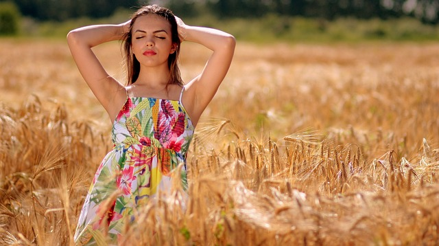 Wheat Girl