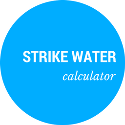 Strike Water Temperature Calculator