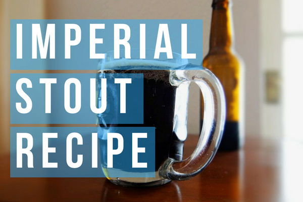 Imperial Stout Recipe